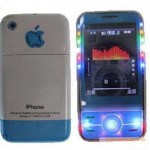 מיני אייפון אורות מדליק A88
