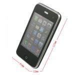 J2000 עברית מושלמת – אייפון WIFI TV