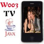 W003 עברית מושלמת – אייפון WIFI TV