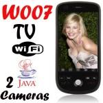 W007 עברית מושלמת – תואם HTC TV סיני