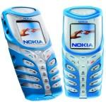 פריצה unlock פתיחה NOKIA נוקיה 5100 סלקום אורנג פלאפון