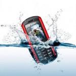 תיקון קורוזיה - מכשיר סלולארי במים