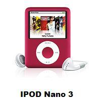 IPod Nano 3G LCD FIX ISRAEL